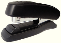 Rapesco Flat Clinch H/S Stapler Blk 1064