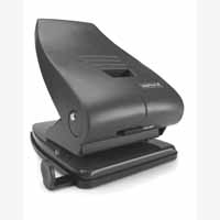 Rapesco 835-P 2 Hole Punch Box Black