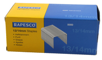 Rapesco Staples 14mm 13/14 Pk5000