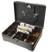 Helix High Capacity Cash Box Anthracite