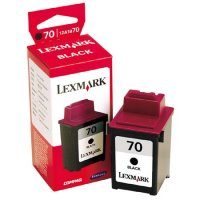 Lexmark Jetprinter H/Res Ink Cart Blk