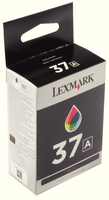 Lexmark No37A Ink Cart Col