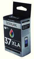 Lexmark No37XLA HY Ink Cart Col