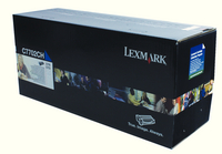 Lexmark HY Print Cartridge Cyan