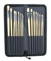 Jakar 16-Piece Paint Brush Set 6440