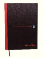 Black n Red Book A4 Index 100080432
