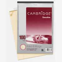 Cambridge Executive Pad A4 Hbound K76733