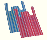 CarrierBag Vest Striped P2000