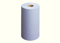 WYPALL L20 Wipers Small Roll Blue