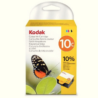 Kodak Ink Cartridge 10C Colour 3949930
