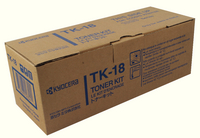 Kyocera Toner Kit Black TK18