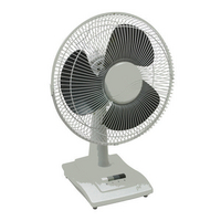 Q-Connect Desk Fan 300mm/12in