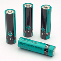 Q-Connect AA Battery Pk4