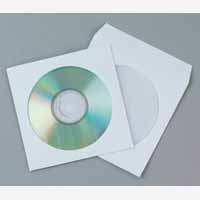 Q-Connect CD Envelope Paper Pk50