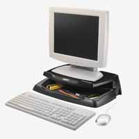 Q-Connect Laptop and LCD Monitor Stand