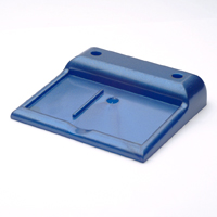 Q Connect Exec QuickNote Tray Met Blue
