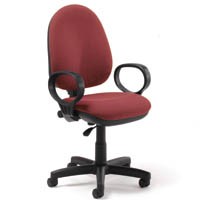Carina HB Operator Chair Beaujolais
