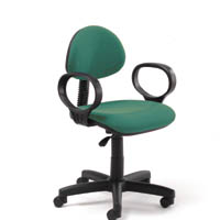 Carina GasLift Typist Chair Casp