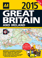 AA Road Atlas Great Britain / Ire 2013