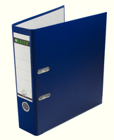 Leitz A4 LA File PP 80mm Blue 101035