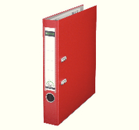 Leitz MiniArch File A4 52mm Red 101525