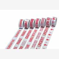 Tape Fragile White/Red 977504000