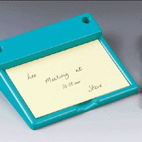Q Connect Standard QuickNote Tray Aqua
