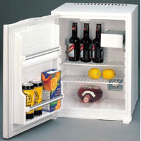 Beko Mini Fridge White BEKMR5