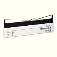 Tally T2130 Fabric Ribbon Black 044830