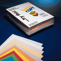 Datacolours Paper A4 80g Rainbow Ream