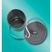 Nobo Adhesive Tape 10mm x 10M Black