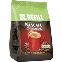 Nescafe Original Refill Bag 600g