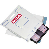 Easy Carry Handle Bags 460x430+80mm Pk3