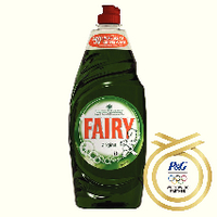Fairy Original Hand Dish Wash 650ml