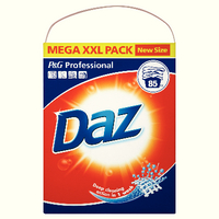 Daz Regular Washing Powder 85 Scoop