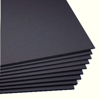 West Design Foamboard 5mm A1 Pk10 Blk