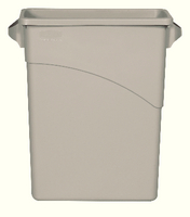 Newell Slim Jim Bin Base 60 Litre Grey