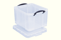 Really Useful 35Litre Euro Box Clear