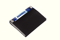 Rexel Display Book A4 40Pkt Black 10560