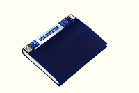 Rexel Display Book A4 40Pkt Blue 10560