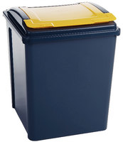 Vfm Recycling Bin Yllw Grey/Yllw 384287