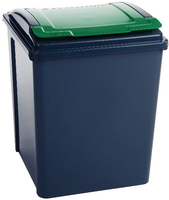 Vfm Recycling Bin Grn Grey/Green 384288