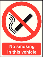 Safety Sign A4 No Smkng Law/Premis S/A