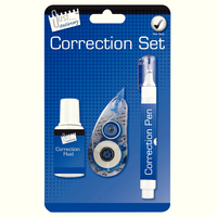 Tallon 3 piece Correction Set 6333
