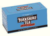 Yorkshire Decaf Tagged Enveloped Pk100