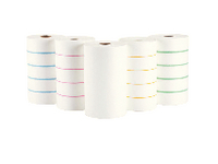 Vileda Microroll Dispos Cloth 4 Rolls Rd