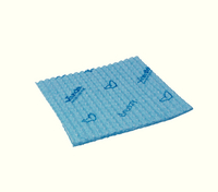 Vileda Breazy Microfibre Cloth Pk20 Blue