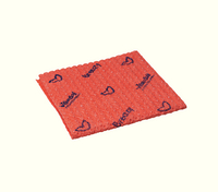 Vileda Breazy Microfibre Cloth Pk20 Red