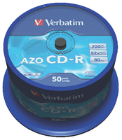 Verbatim CD-R 80mins Spindle50