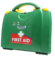 WAC Green Box 10 Person FirstAid Kit